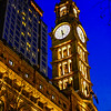 Sydney. Clock Tower, Westin.