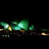 Sydney Opera House at Night in Australia