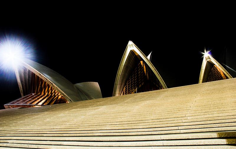 Sydney Steps