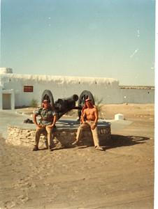 Mick & Steve Burami