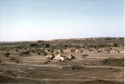 Another view of Manama camp in 1966