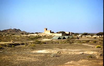 manama fort - camp