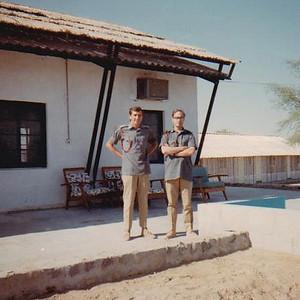 Dowey & Hutchins, Al Him Ham Camp '68