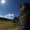 <h4> Into The Light</h4>Sacsayhuaman, Peru