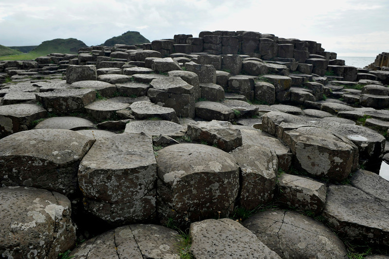 <h4> Giant's Causeway</h4>Bushmills, Northern Ireland