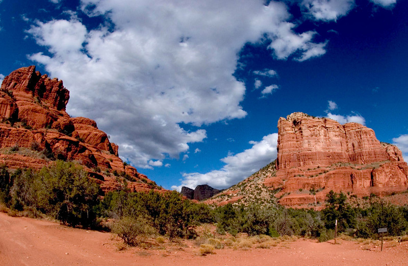 <h4> Courthouse Butte Loop</h4>Sedona, AZ, USA
