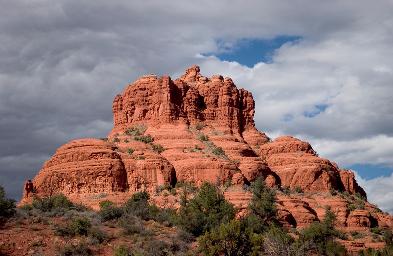<h4> Bell Rock</h4>Sedona, AZ, USA