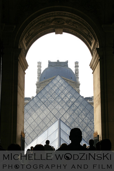 The Louvre_Michelle Wodzinski