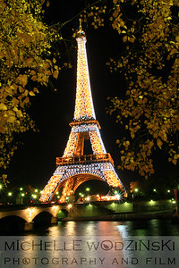 autumn eiffel tower_michelle wodzinski