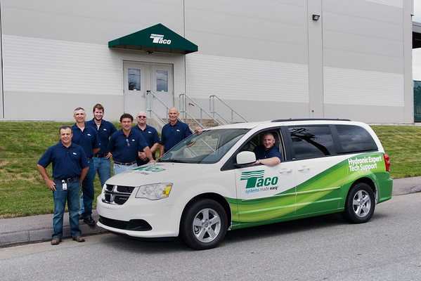 Taco Tech Service Vehicle 8-5-11