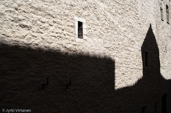 Old Tallinn Shadow - Estonia