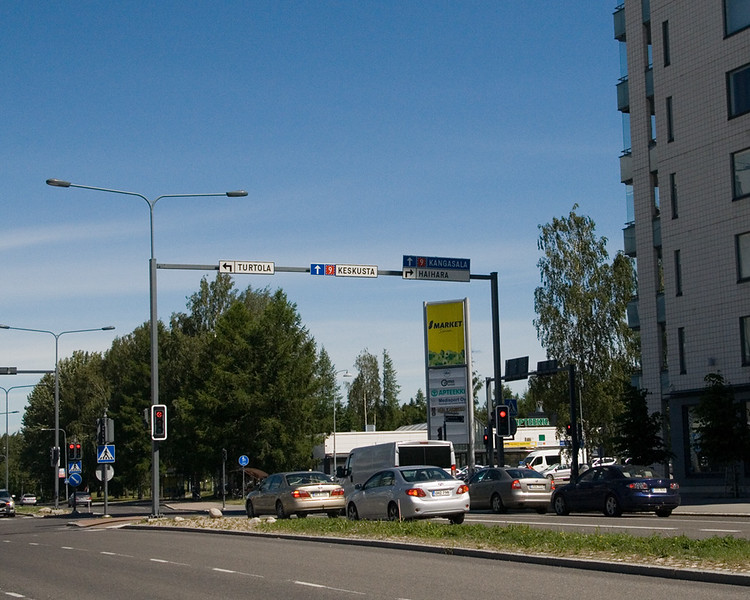SK8 Park in Tampere Finland