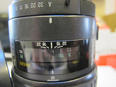 Tamron SP AF90mm F/2.8 Macro 1:1