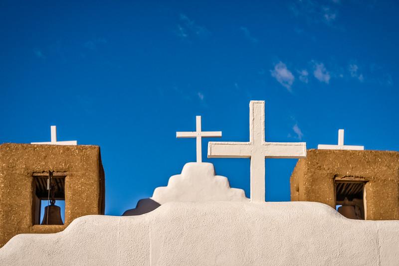 Taos Pueblo | San Geronimo Chapel