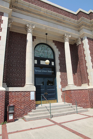 Tampa Union Station Entrance
