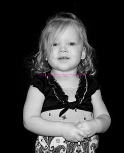 Taylor's 2 Year Portraits