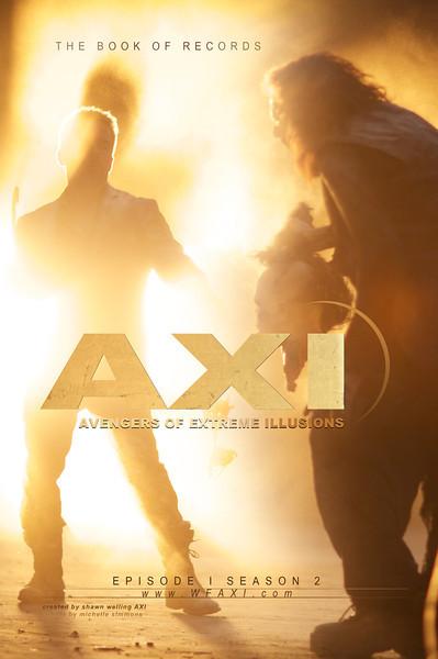 AXI Poster Photo
