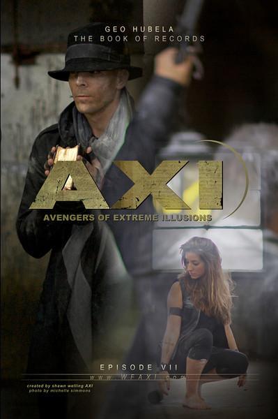AXI Poster Photos