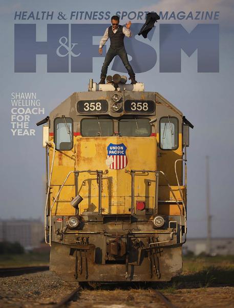 Health & Fitness Magazine 2014 (cover)