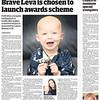 Leva Stewart - The Courier