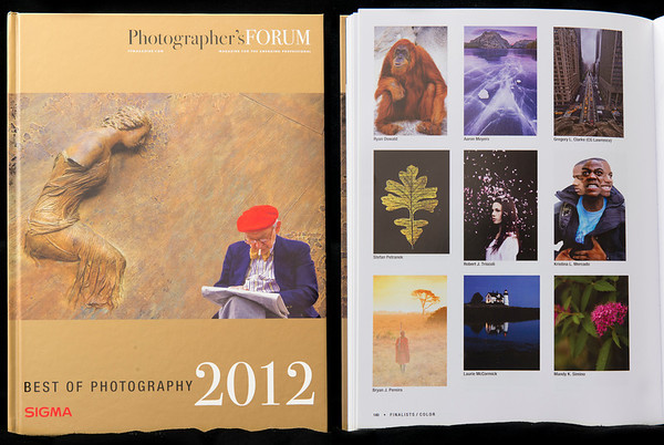 Photographer'sFORUM - Best of Photography 2012 - Cover and Insert <br /> <br /> Generational (p140)