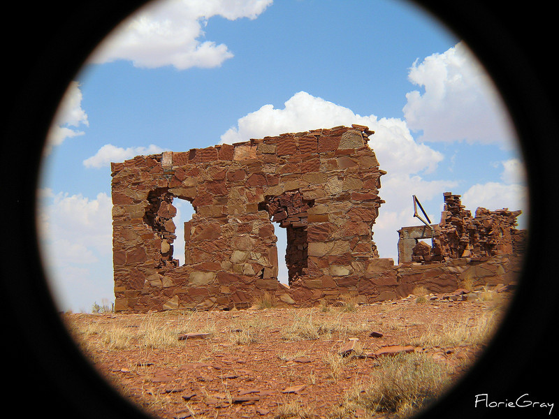 Observatory Ruin, Old Rt. 66