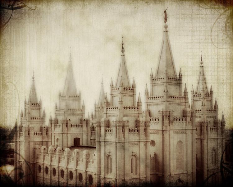 SLC Temple16x20