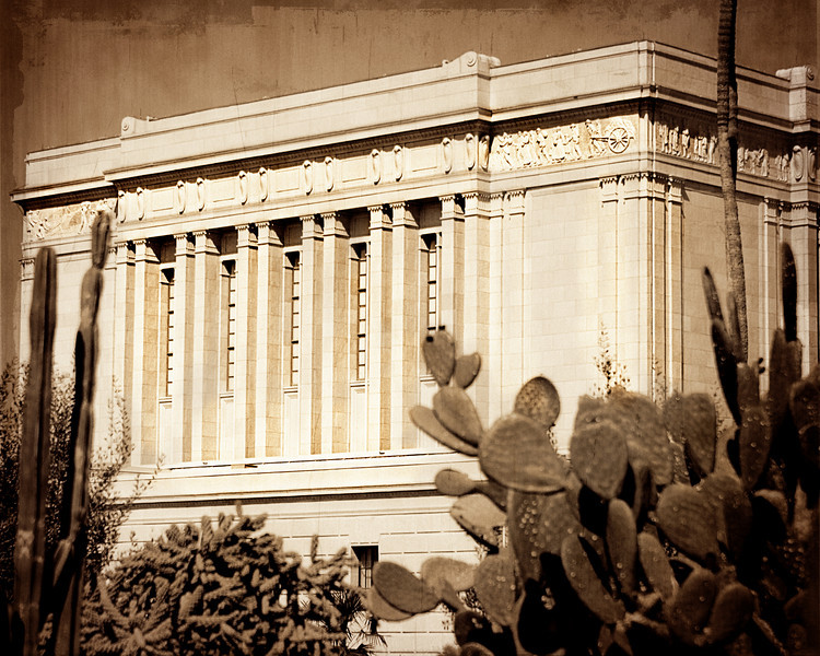 Mesa Temple 3 16x20
