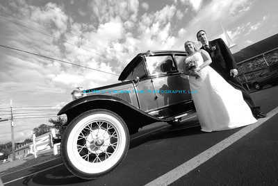 One of the weddings I had the pleasure to photograph during 2011.  The antique car was Grandpa's, and was a fantastic addtion to the day for the Bride & Groom!