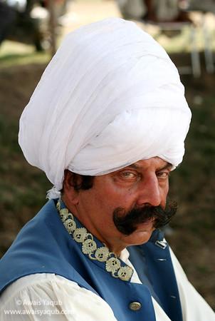 Prince Malik Atta Khan of Feteh Jhang