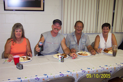 Terry Blaha's 60th Birthday in Florida