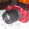 Panasonic Lumix DMC-G2 Red w/14-42mm lens