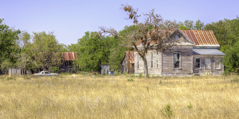 Near Comfort, Texas