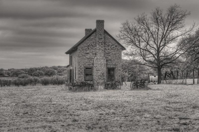 Near Marble Falls, Texas