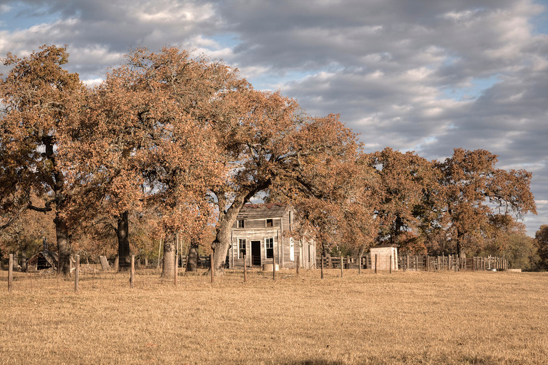 Near Fredericksburg, Texas