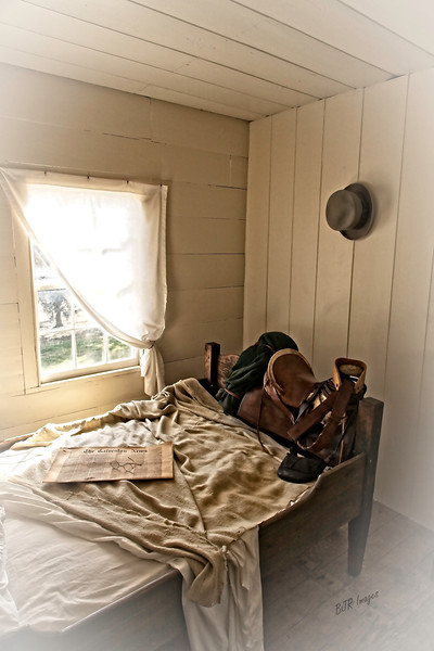 Stagecoach Stop Bedroom