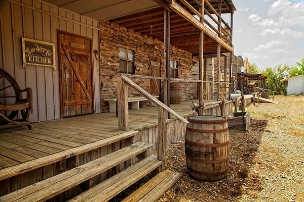 Buggy Barn Museum in Blanco, Texas