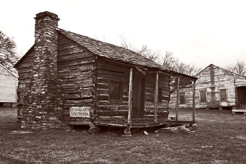 Pre 1860 Log Cabin