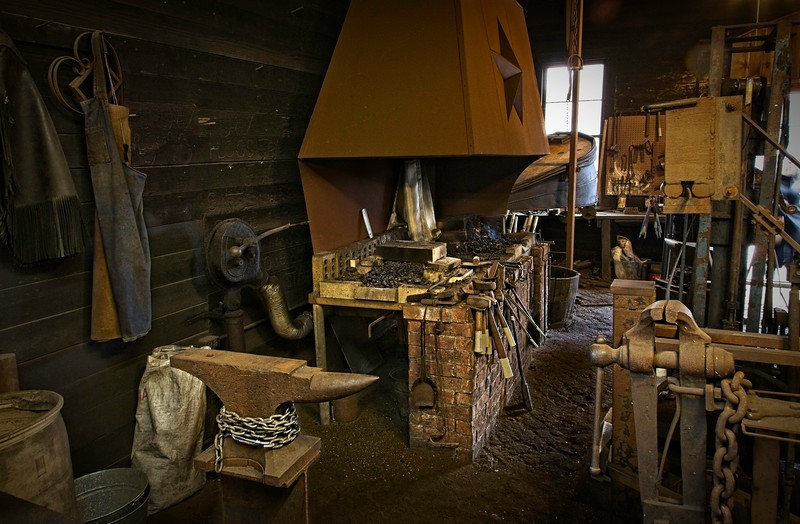 Blacksmith Workshop