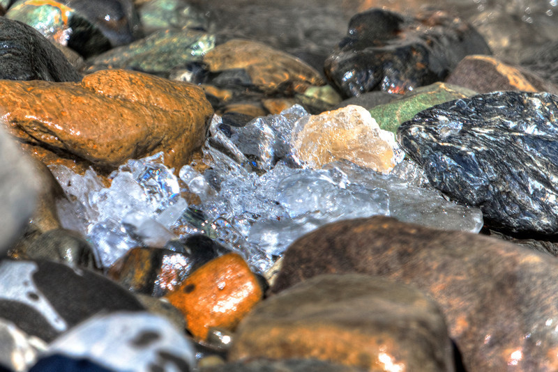 Rocks and Ice, Honolulu Creek