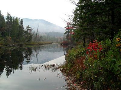 South Creek, off Rt 3, Saranac Lake, oct 6, 2007CIMG0654-1a