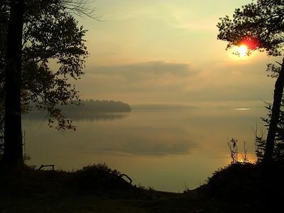 Upper Saranac Lake, oct 6, 2004aCimg0574a
