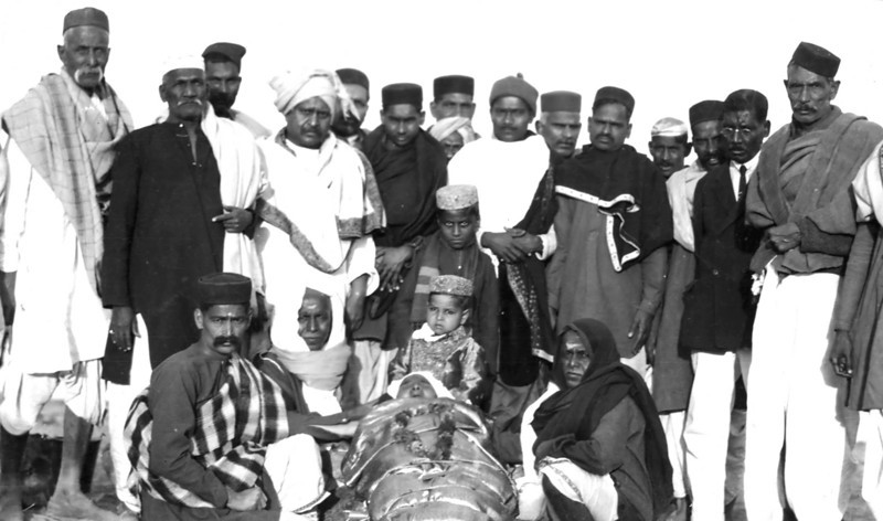 Indian Funeral - 1942