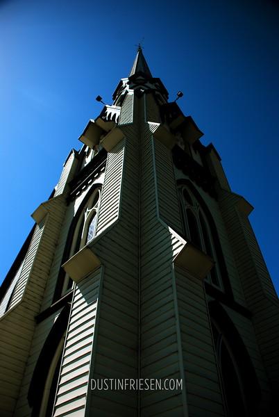 Presbyterian Church;<br /> Nappa, California