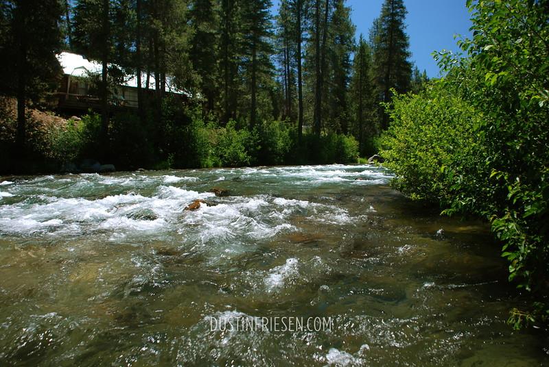 River;<br /> California