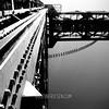 Abandoned train bridge;<br /> Nappa, California