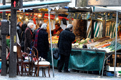 The Paris Market