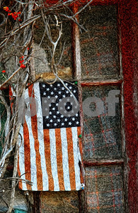 Doorway Flag