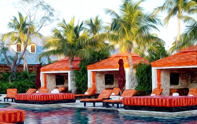 Orange Shelter