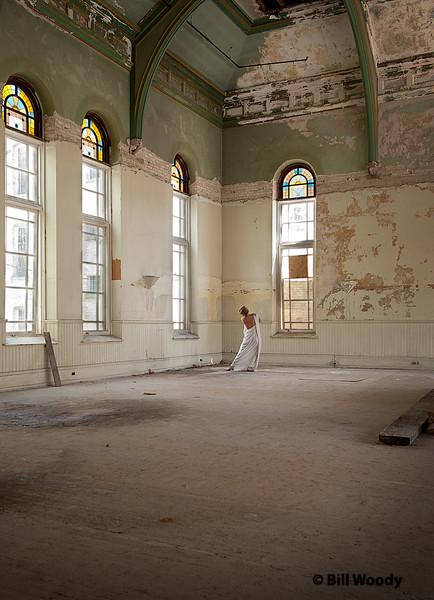 Angel in the Chapel